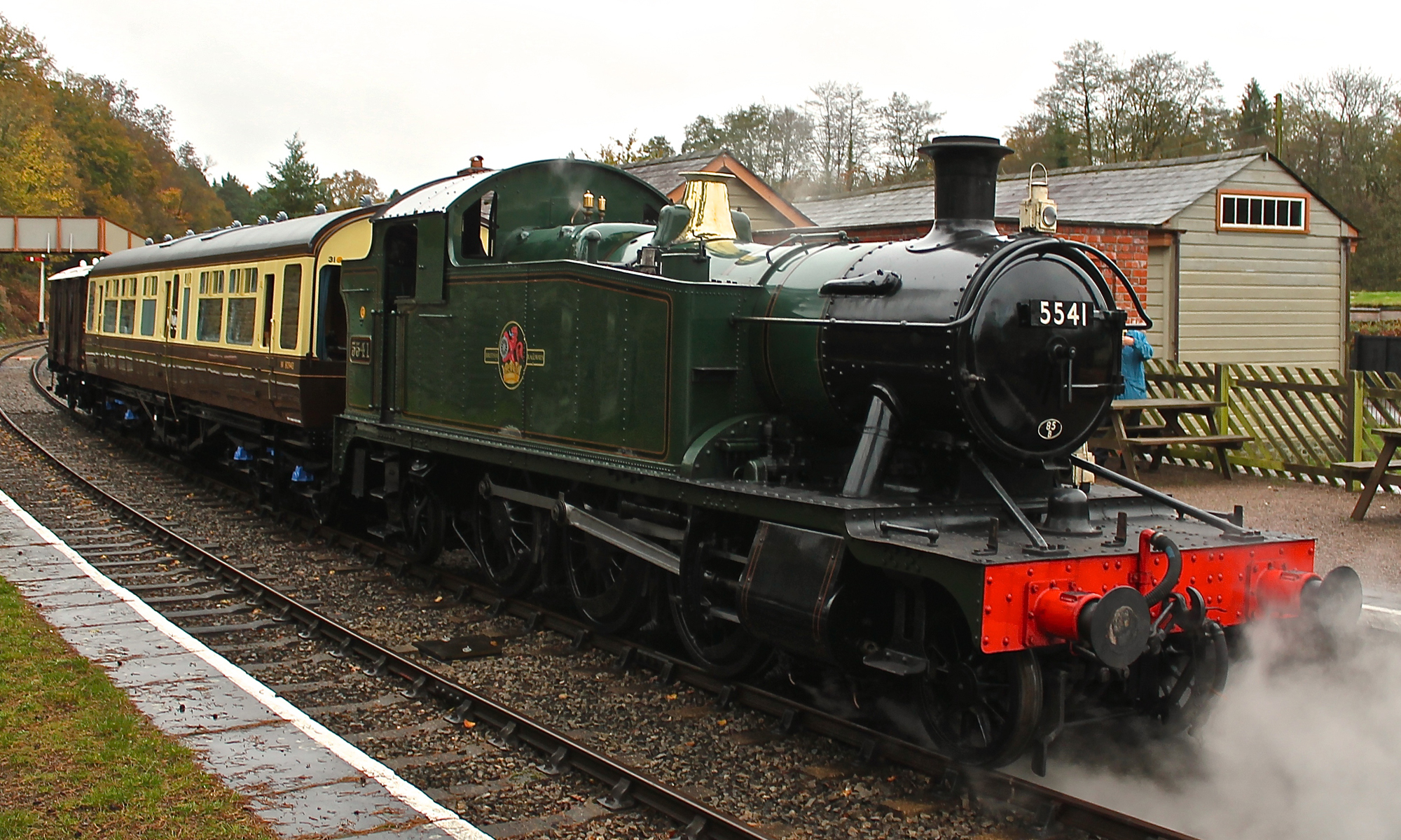 Dean Forest Locomotive Group